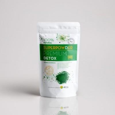 Super Powder Premium Detox, 100g