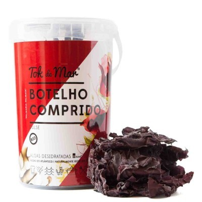 Botelho-comprido ou Dulse desidratada, 100g