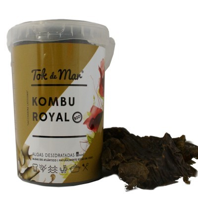 Kombu-Royal desidratada, 100g