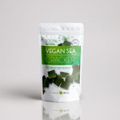 Crackers do mar vegan, 50g