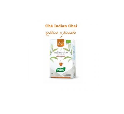 Chá Indian Chai Bio 20saq