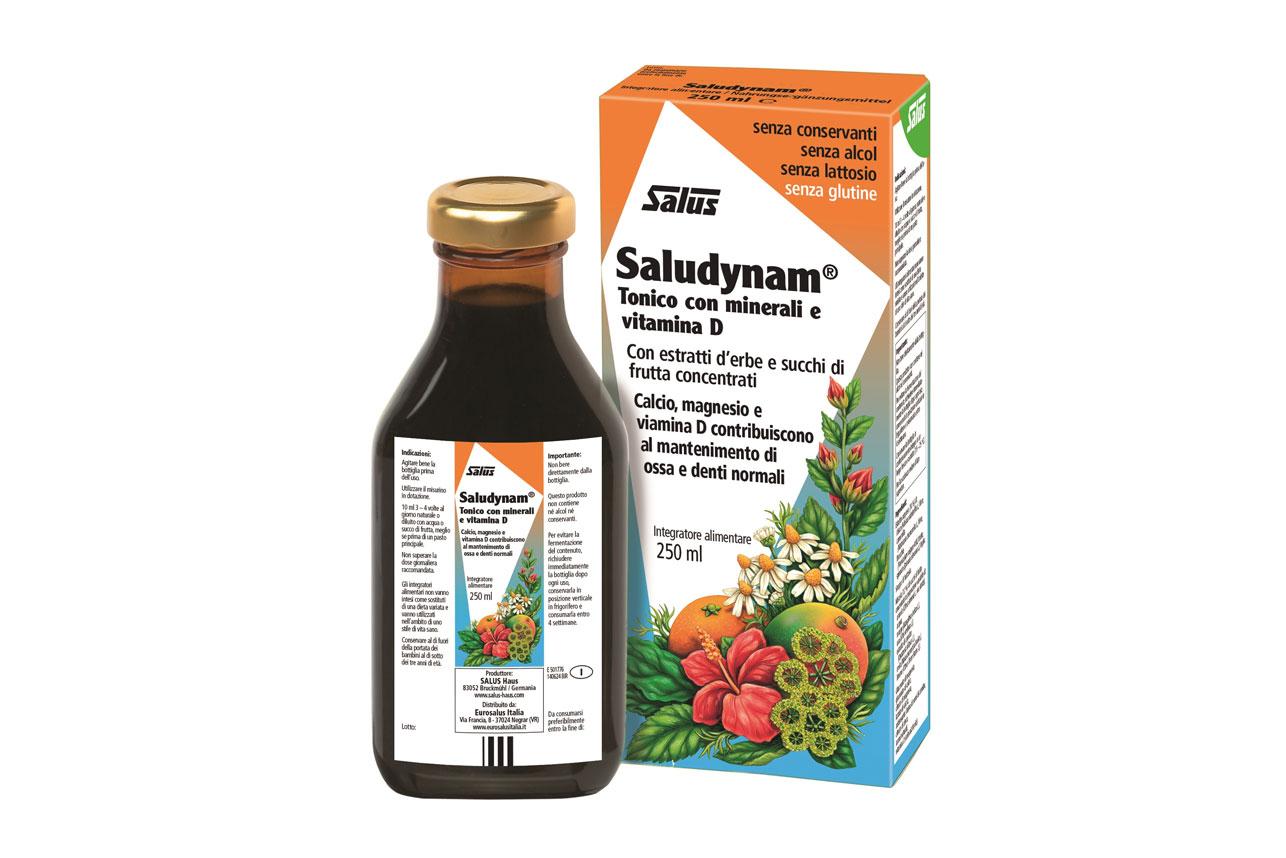 Saludynam Floradix