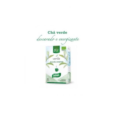 Chá Verde Bio 20saq