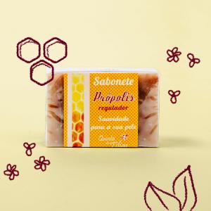 Sabonete Própolis