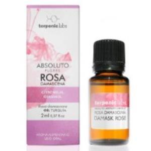 Óleo essencial Rosa Damascena 2ml.
