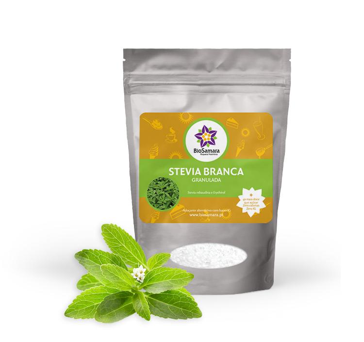 Stevia Branca granulada 125 gr