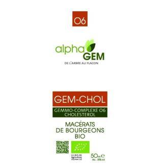 Gem-Chol, Complexo 6 Colesterol