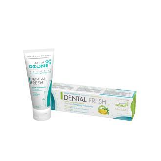 Activozone dentífrico ozonizado sem fluor 75ml.