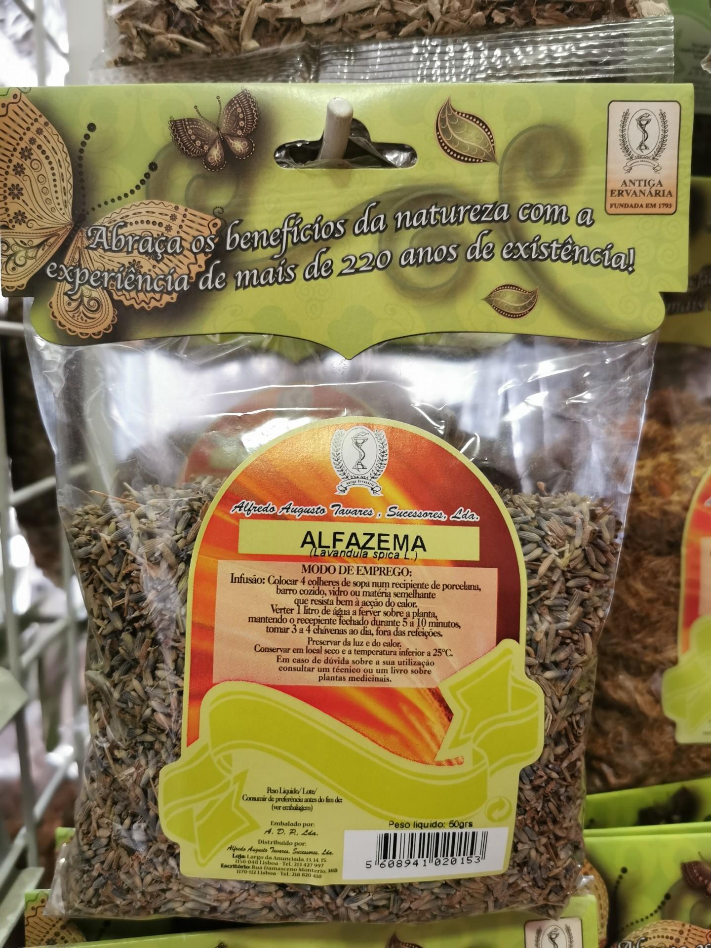 Alfazema Flor 50 g