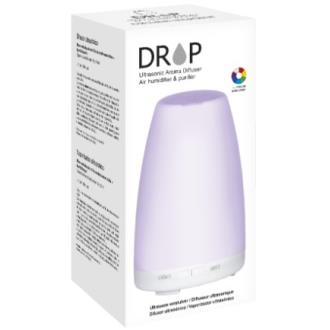 Drop Ultrasonic Diffuser A roxo