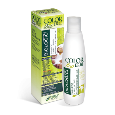 Color Erbe Shampoo Cabelos pintados
