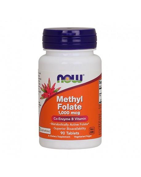 Methyl Folate -  1000 Mcg 90 comp.