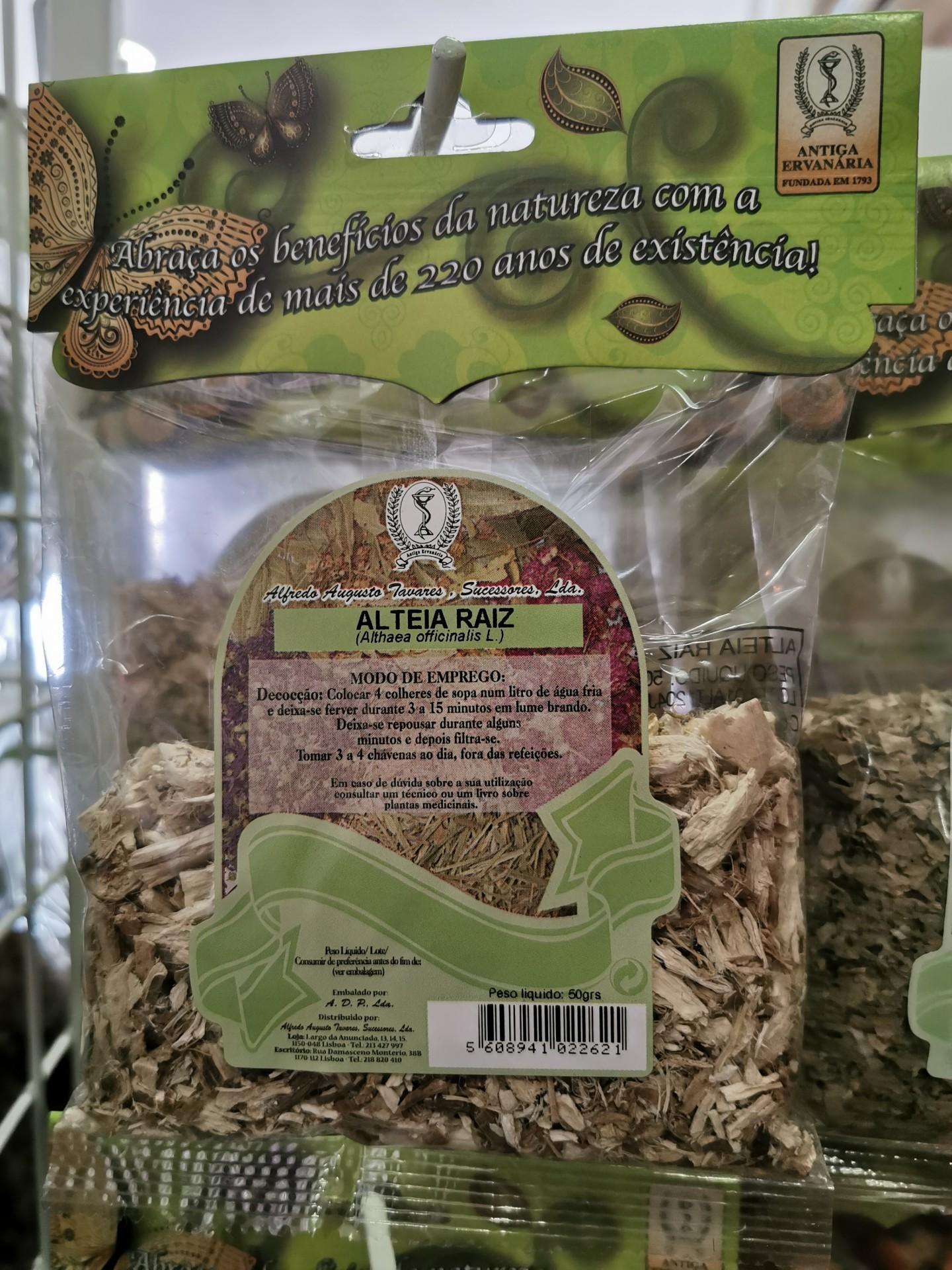 Alteia raiz 50 g