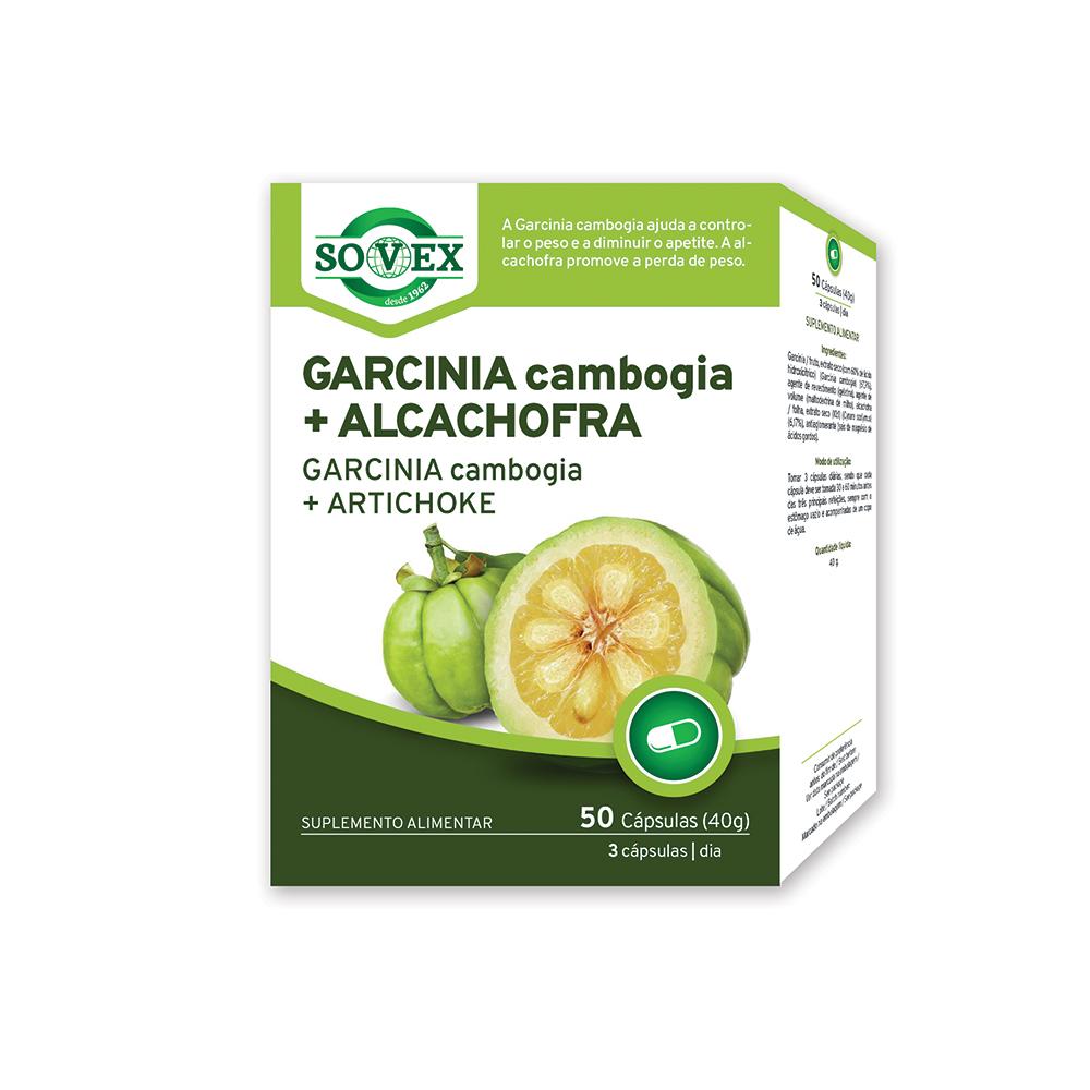 Garcinia Cambogia + Alcachofra