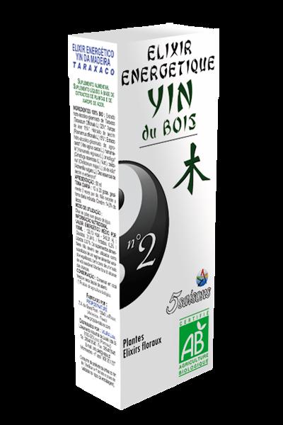 Elixir 2 Yin da Madeira