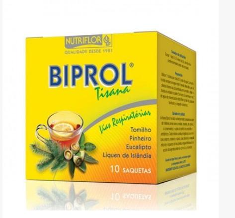Biprol - Tisana 10 saquetas