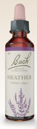 Heather - Floral de Bach