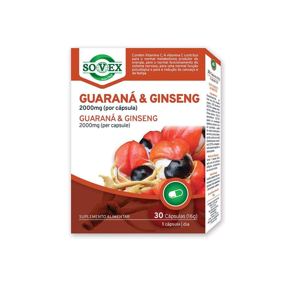 Guaraná & Ginseng
