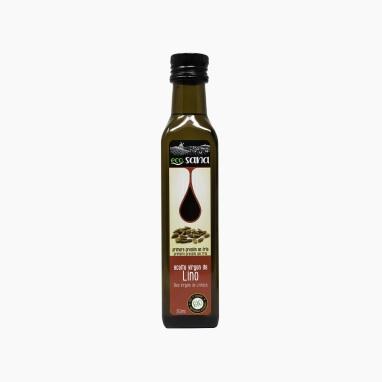 Óleo de linho virgem 250 ml Bio