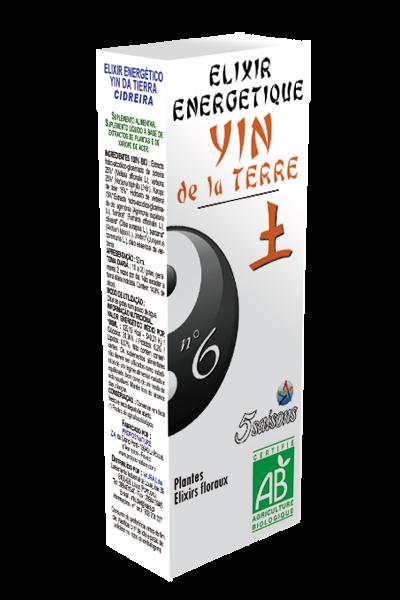 Elixir 6 Yin da Terra