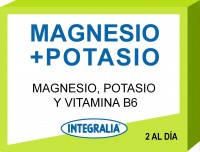 Magnésio + Potássio
