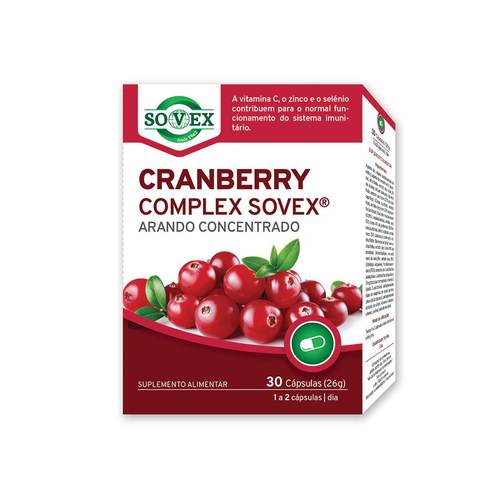 Cranberry complex sovex