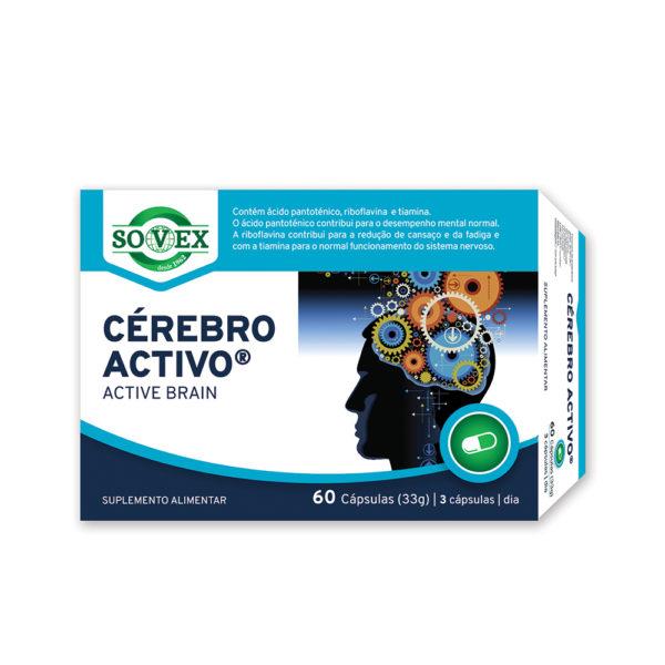 Cérebro Activo® – Cápsulas