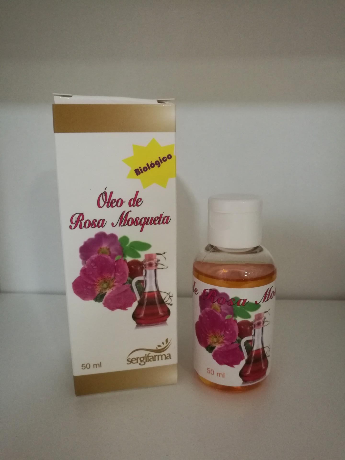 Óleo de Rosa Mosqueta Bio 50ml