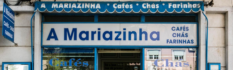 A Mariazinha