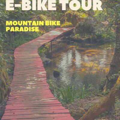 Tábua E-Bike Tour - Pack 1 Pessoa