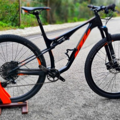 Bicicleta Scarp One 1964 2021  -  Semi Nova