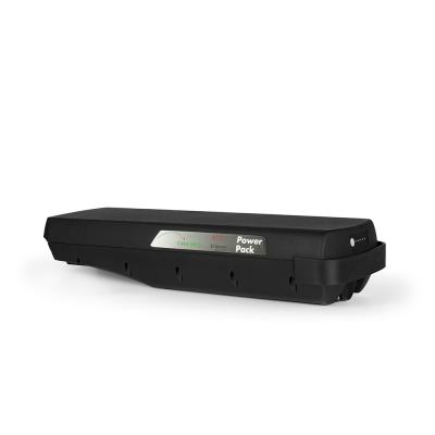 Bateria E-Bike Vision compatível com Bosch Classic (porta-bagagens), 612Wh