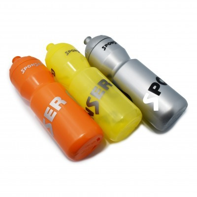 Garrafa de Hidratação Sponser Cinza