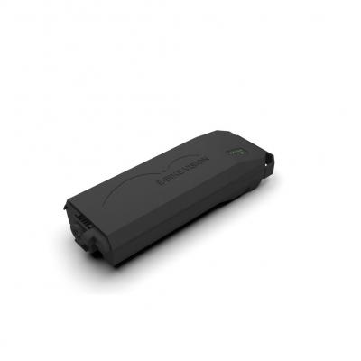 Bateria E-Bike Vision Lite compatível com Bosch Active e Performance (porta-bagagens), 360Wh