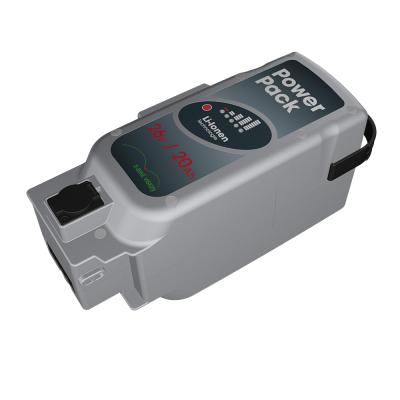 Bateria E-Bike Vision compatível com Panasonic 26V, 510Wh
