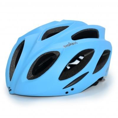 Capacete Spiuk Rhombus Azul
