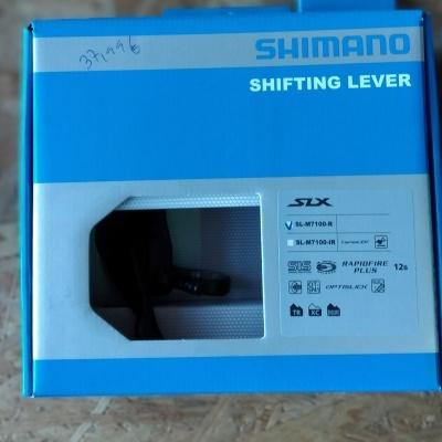 Manípulo de velocidades Shimano SLX SL-M7100-R
