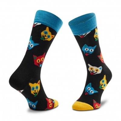 Happy Socks Meias Cat socks 36-40