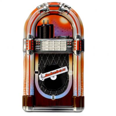 Caixa de metal  jukebox
