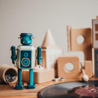 Mr&Mrs TIN Vinyl Bot