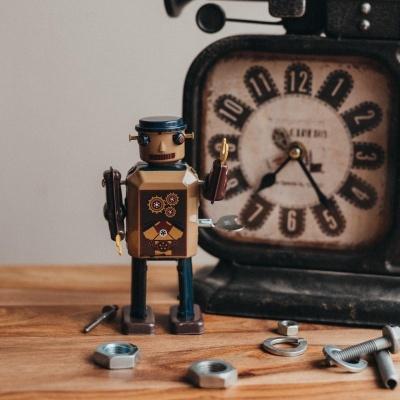 Mr&Mrs TIN Gear Bot
