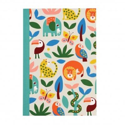 Wild Animals caderno A5