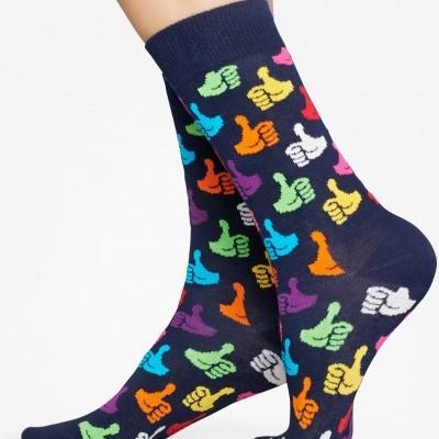 Happy Socks Meias Tumbs Up 36-40 / 41-46