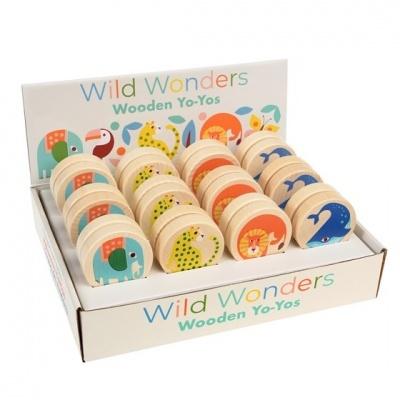 Wild Wonders yoyo