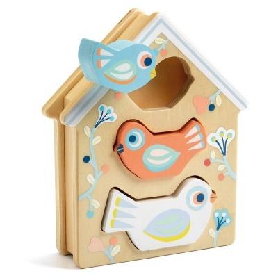 Djeco BabyBirdi Puzzle