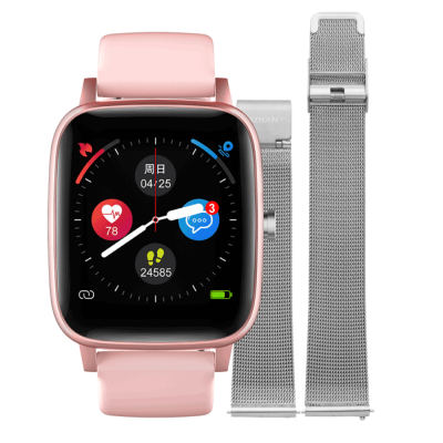 SMARTWATCH QUEENSBORO PINK