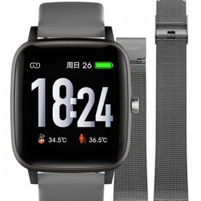 SMARTWATCH QUEENSBORO GREY