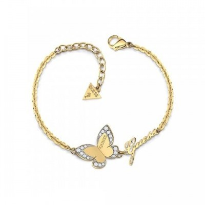 PULSEIRA GUESS LOVE BUTTERFLY