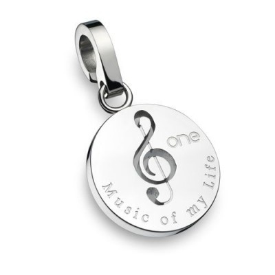 MEDALHA ONE MUSIC OF MY LIVE