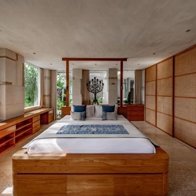 Asian Bedroom